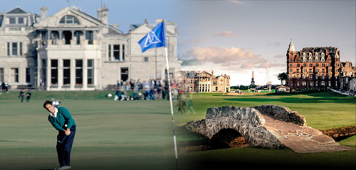 Old Course at Saint Andrews
